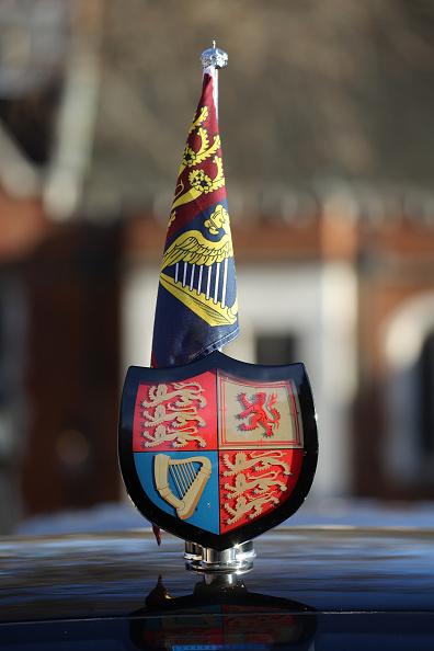 記章「The Queen And The Duke Of York Visit The Honourable Society Of Lincoln's Inn」:写真・画像(1)[壁紙.com]