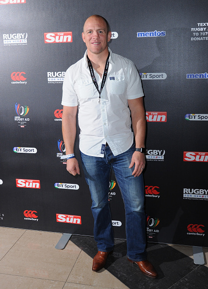 Eamonn M「Rugby Aid 2015 - After Party Arrivals」:写真・画像(15)[壁紙.com]