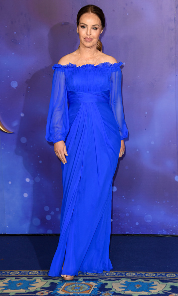 "Saturated Color「""Aladdin"" European Gala - Red Carpet Arrivals」:写真・画像(5)[壁紙.com]"