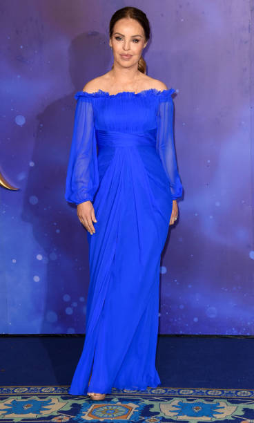 """Aladdin"" European Gala - Red Carpet Arrivals:ニュース(壁紙.com)"