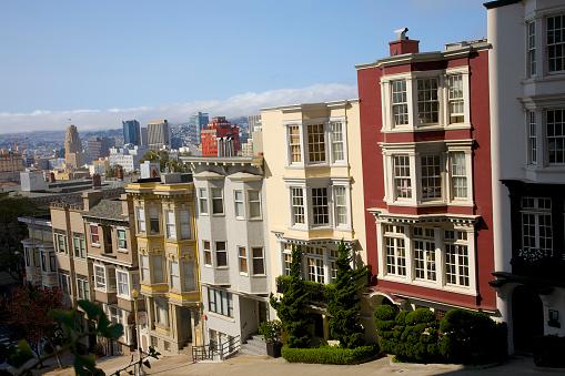 Steep「Hills of San Francisco」:スマホ壁紙(13)