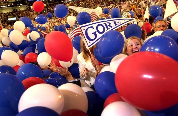 Acceptance Speech「DNC Nominates Al Gore」:写真・画像(13)[壁紙.com]