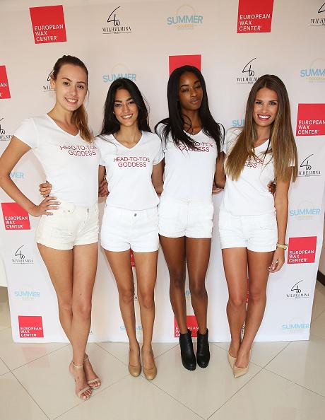 God「Wilhelmina And European Wax Center 2015 Summer Goddess Model Search - Finals」:写真・画像(19)[壁紙.com]