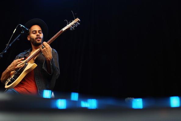 One Man Only「Laneway Music Festival 2012 - Auckland」:写真・画像(5)[壁紙.com]