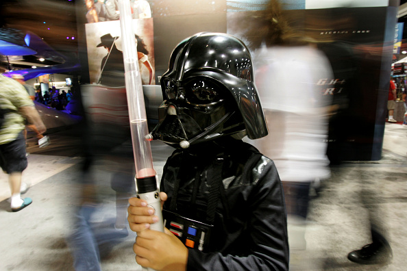 Costume「Comic Con International Comes To San Diego」:写真・画像(9)[壁紙.com]