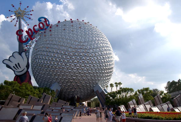 Disney World「Walt Disney World's Epcot」:写真・画像(2)[壁紙.com]