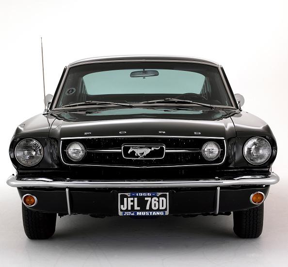 Facade「1966 Ford Mustang 289 GT」:写真・画像(2)[壁紙.com]