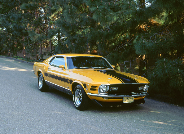 Sports Race「1970 Ford Mustang Twister」:写真・画像(9)[壁紙.com]