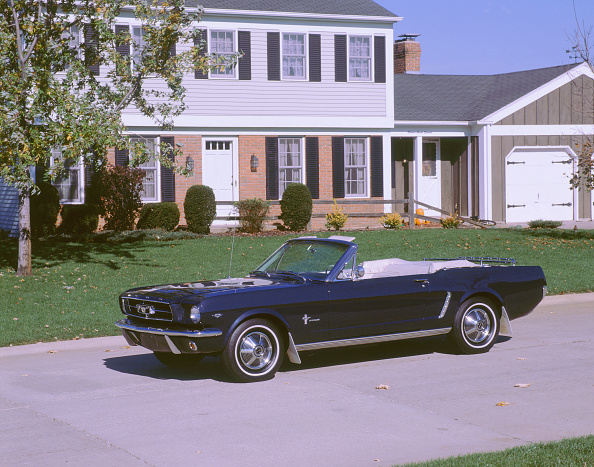 Collector's Car「1966 Ford Mustang 289 convertible」:写真・画像(15)[壁紙.com]