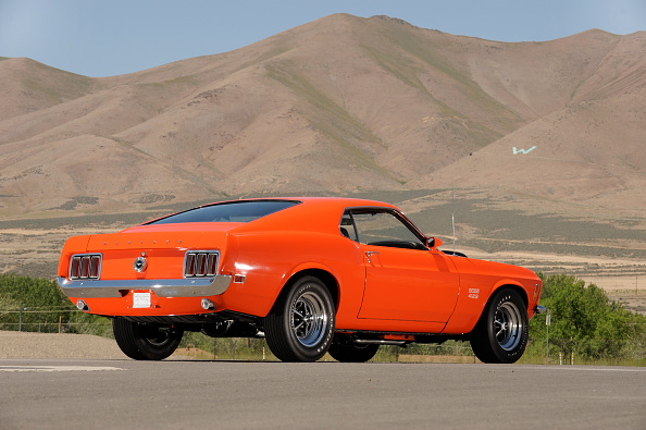 Journey「Ford Mustang Boss 429 1970」:写真・画像(5)[壁紙.com]