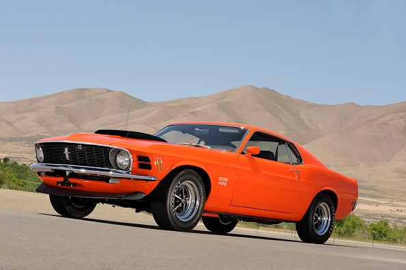Collector's Car「Ford Mustang Boss 429 1970」:写真・画像(16)[壁紙.com]