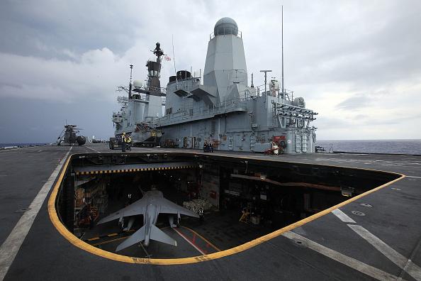 Boat Deck「Life On Board HMS Ark Royal」:写真・画像(11)[壁紙.com]