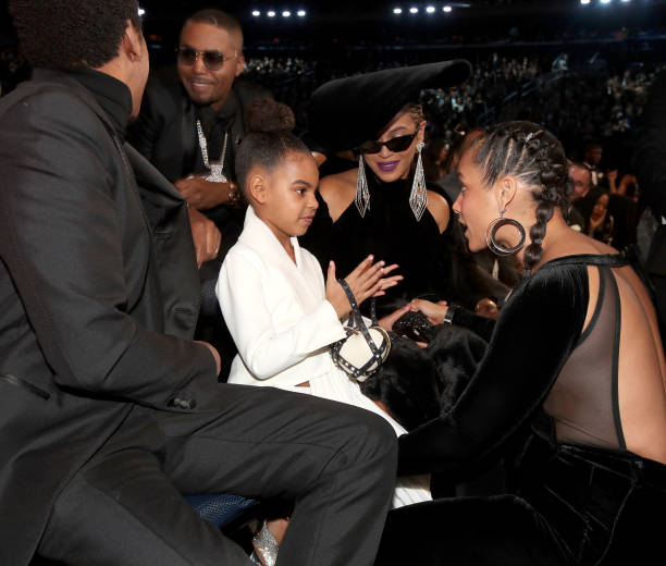 Blue「60th Annual GRAMMY Awards - Show」:写真・画像(17)[壁紙.com]