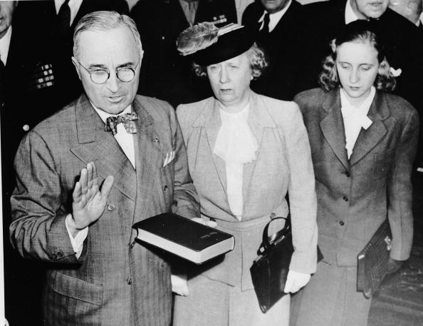 Harry Truman「A New President」:写真・画像(18)[壁紙.com]