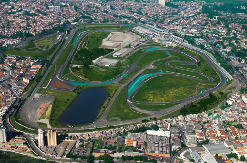 Motorsport「Interlagos racetrack in Sao Paulo」:スマホ壁紙(7)