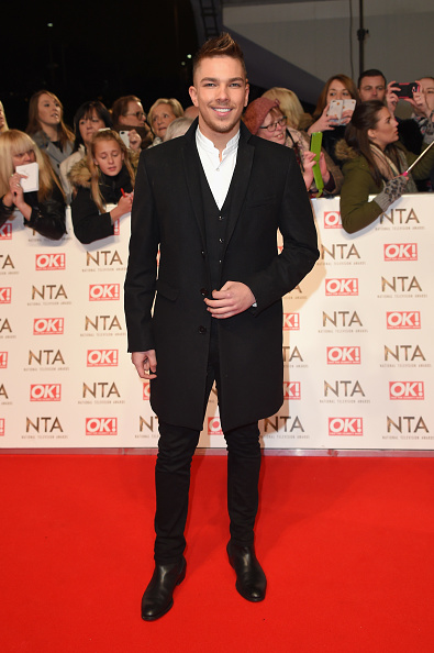 National Television Awards「National Television Awards - Red Carpet Arrivals」:写真・画像(19)[壁紙.com]