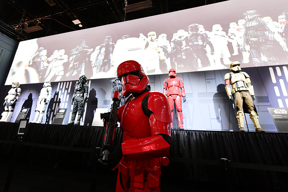 Comic con「2019 Comic-Con International - Preview Night」:写真・画像(12)[壁紙.com]