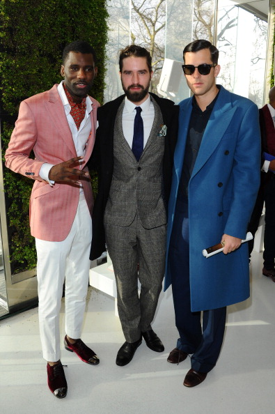 Wretch 32「Front Row - London Collections: Men AW14」:写真・画像(7)[壁紙.com]