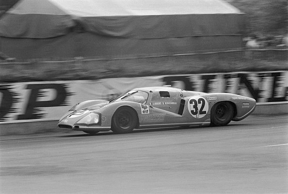Klemantaski Collection「Matra At Le Mans」:写真・画像(15)[壁紙.com]