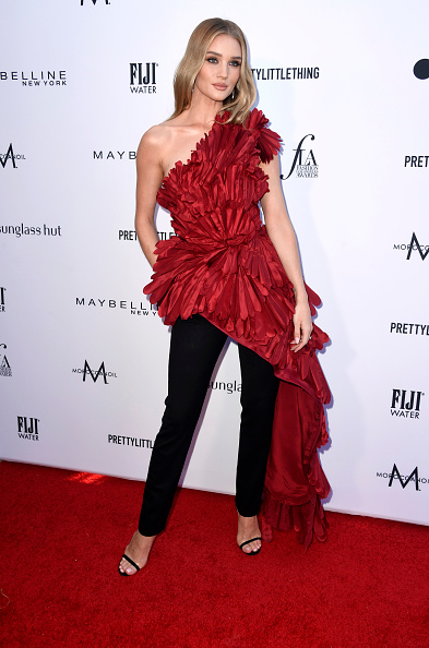 ロージー・ハンティントン・ホワイトリー「The Daily Front Row's 5th Annual Fashion Los Angeles Awards - Arrivals」:写真・画像(14)[壁紙.com]