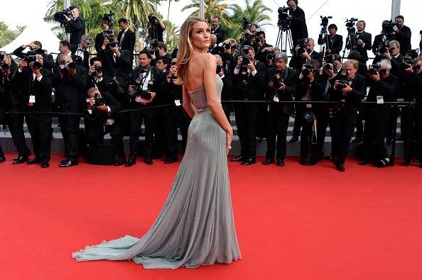 "Rosie Huntington-Whiteley「""The Search"" Premiere - The 67th Annual Cannes Film Festival」:写真・画像(4)[壁紙.com]"
