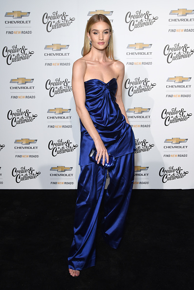 Rosie Huntington-Whiteley「Create & Cultivate And Chevrolet Launch Event For The Create & Cultivate 100 List」:写真・画像(1)[壁紙.com]