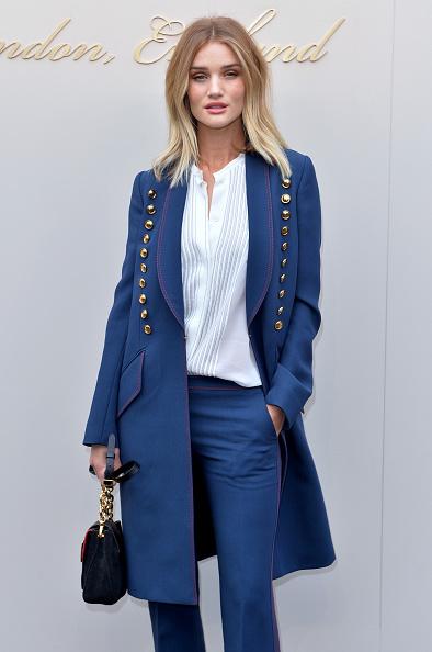 ロンドンファッションウィーク「Burberry - Arrivals - LFW AW16」:写真・画像(16)[壁紙.com]