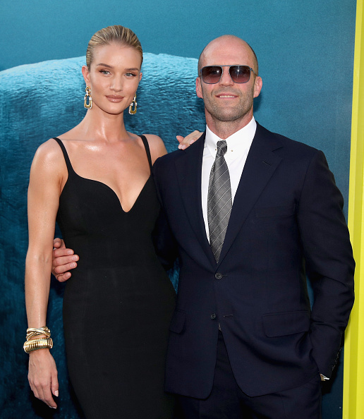 "Rosie Huntington-Whiteley「Warner Bros. Pictures And Gravity Pictures' Premiere Of ""The Meg"" - Arrivals」:写真・画像(18)[壁紙.com]"
