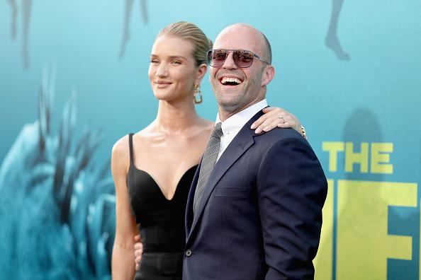 """ロージー・ハンティントン・ホワイトリー「Warner Bros. Pictures And Gravity Pictures' Premiere Of """"The Meg"""" - Arrivals」:写真・画像(6)[壁紙.com]"""