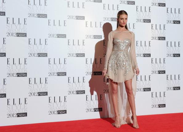 Metallic Shoe「ELLE Style Awards 2012 - Inside Arrivals」:写真・画像(2)[壁紙.com]