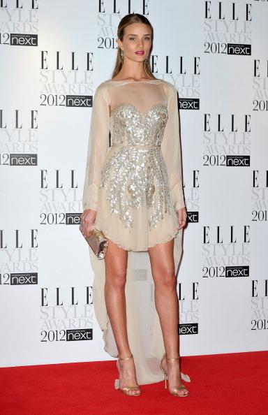 Metallic Shoe「ELLE Style Awards 2012 - Inside Arrivals」:写真・画像(1)[壁紙.com]