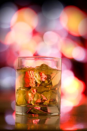 ネオン「Whiskey or Bourbon」:スマホ壁紙(7)