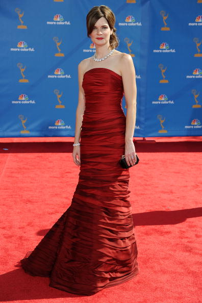 Strapless Dress「62nd Annual Primetime Emmy Awards - Arrivals」:写真・画像(11)[壁紙.com]