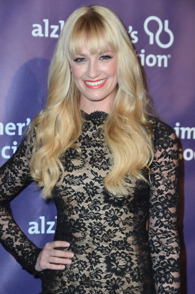 "Scalloped - Pattern「21st Annual ""A Night At Sardi's"" Gala Benefiting The Alzheimer's Association - Arrivals」:写真・画像(7)[壁紙.com]"