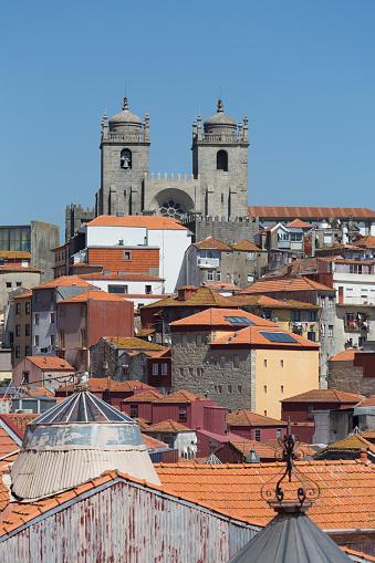 バケーション「Porto Cathedral」:スマホ壁紙(5)