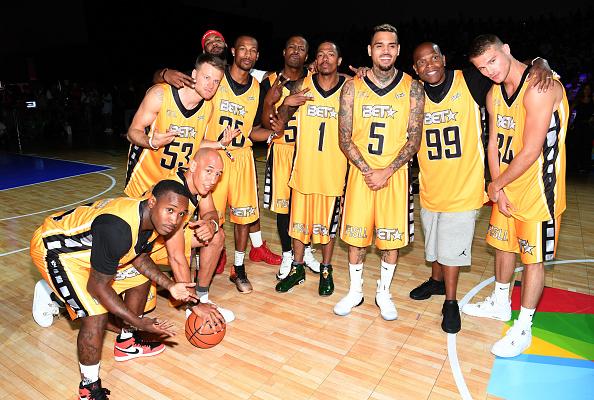 バスケットボール「2017 BET Experience - Celebrity Basketball Game Presented By Sprite And State Farm」:写真・画像(5)[壁紙.com]