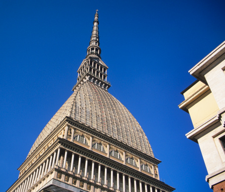 Piedmont - Italy「Mole Antonelliana in Turin, Italy」:スマホ壁紙(9)