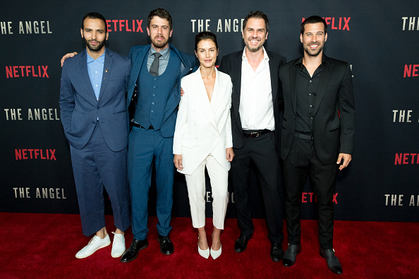 映画監督「Screening Of Netflix's 'The Angel' - Arrivals」:写真・画像(16)[壁紙.com]