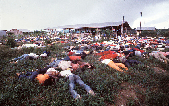 Suicide「Jonestown」:写真・画像(11)[壁紙.com]