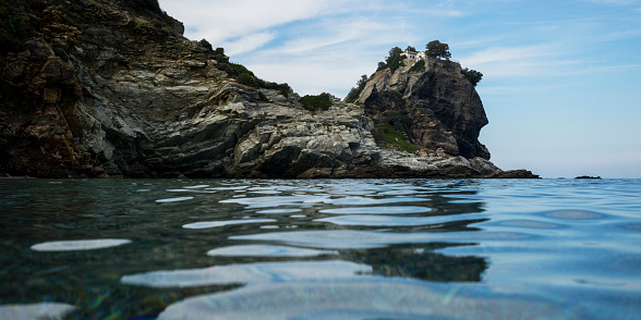 Aegean Sea「Agios Loannis Chapel」:スマホ壁紙(9)