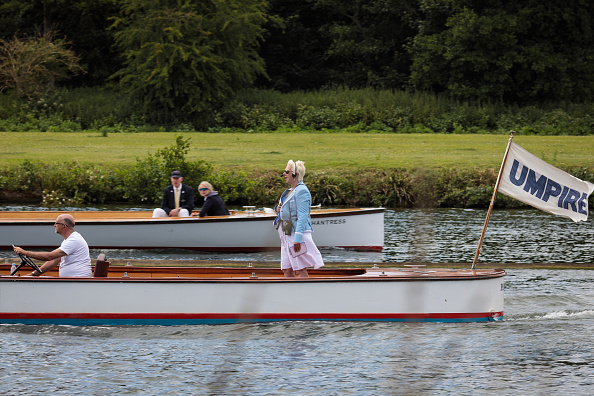 Henley-On-Thames「Rowers Gather From Across The World To Participate In The Henley Women's Regatta」:写真・画像(19)[壁紙.com]