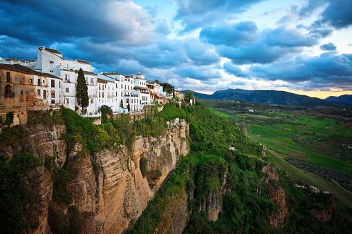 Málaga - Málaga Province「ronda village」:スマホ壁紙(14)