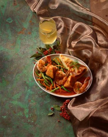 Bush Bean「Seafood kabob entree」:スマホ壁紙(13)