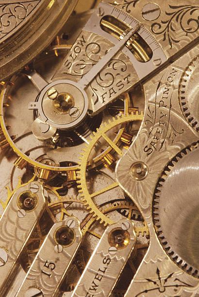 Pocket watch mechanics:スマホ壁紙(壁紙.com)