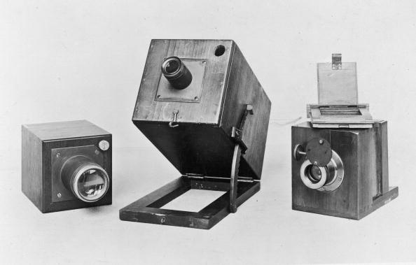 Camera - Photographic Equipment「Fox Talbot's Camera」:写真・画像(8)[壁紙.com]