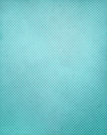 Pastel「turquoise antique paper with halftone」:スマホ壁紙(6)