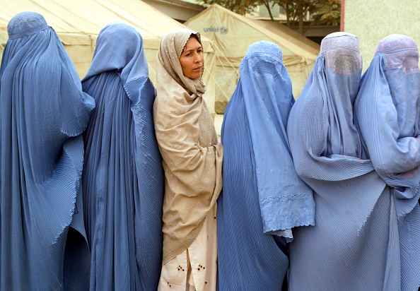 Kabul「Afghans Go To The Polls In Historic Election」:写真・画像(6)[壁紙.com]