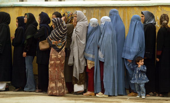 Kabul「Afghans Go To The Polls In Historic Election」:写真・画像(19)[壁紙.com]