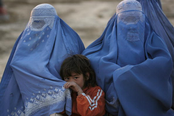 Kabul「Displaced Afghans Seek Refuge Outside Kabul」:写真・画像(5)[壁紙.com]