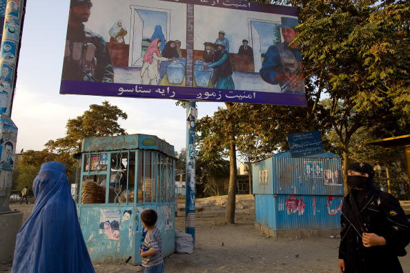 Kabul「Afghan Electoral Complaints Commission States Karzai Has 48 Percent Of Vote」:写真・画像(4)[壁紙.com]